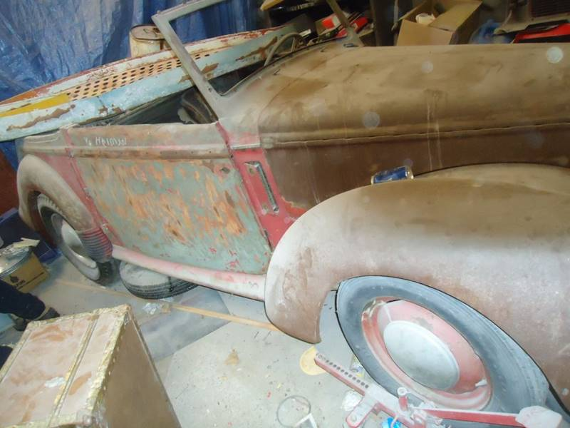 1948 Hillman Convert car for sale in Detroit