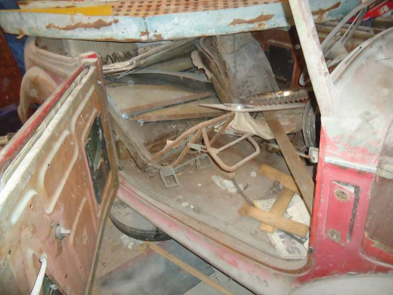 1948 Hillman Convert Detroit Used Car for Sale