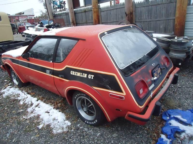 1978 AMC Gremlin for sale at Marshall Motors Classics in Jackson Michigan MI