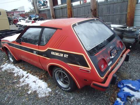 1978 AMC Gremlin for sale at Marshall Motors Classics in Jackson Michigan MI