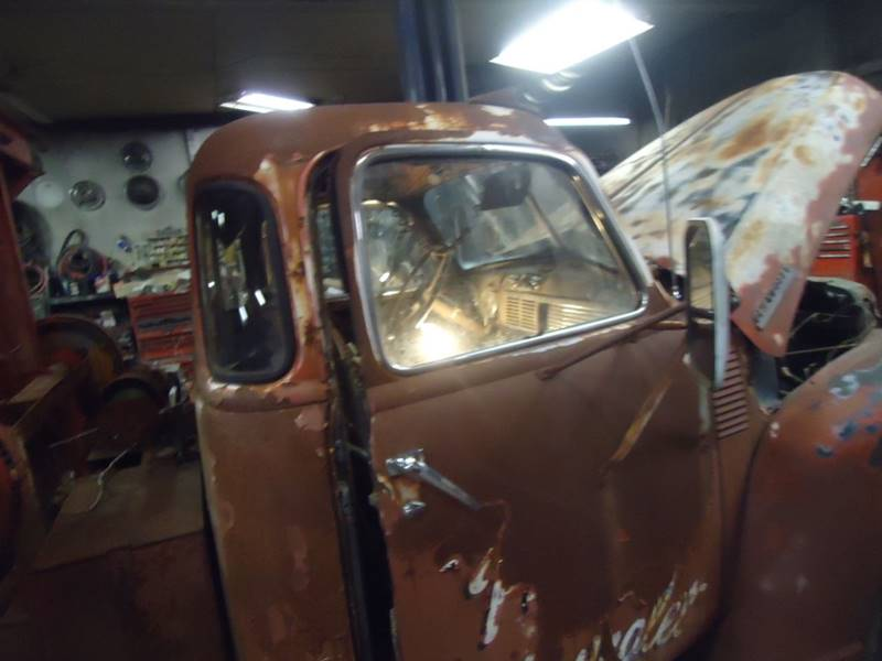 1950 Chevrolet Wreaker      Very Cool Cu Detroit Used Car for Sale