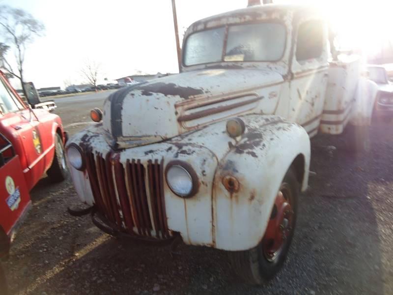 1945 Ford wreaker 4