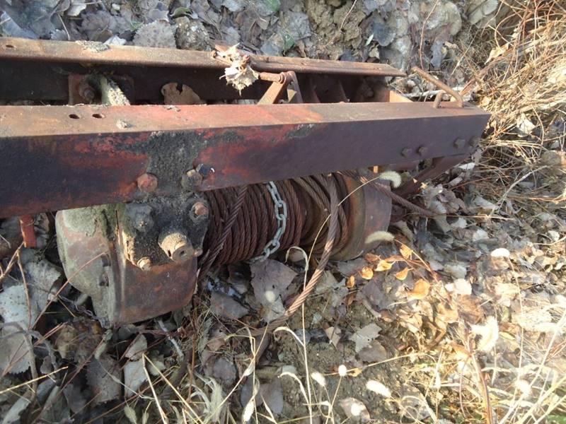1945 Ford wreaker 5