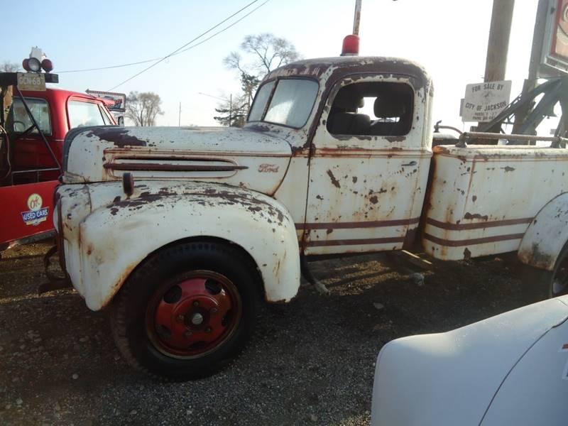 1945 Ford wreaker 9