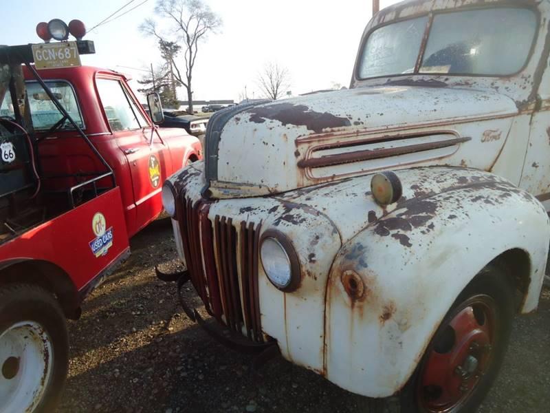 1945 Ford wreaker 14