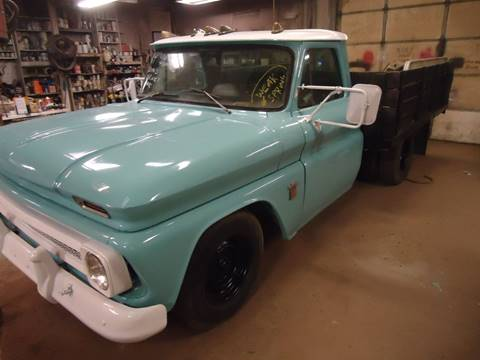 1964 Chevrolet C/K 30 Series for sale at Marshall Motors Classics in Jackson Michigan MI