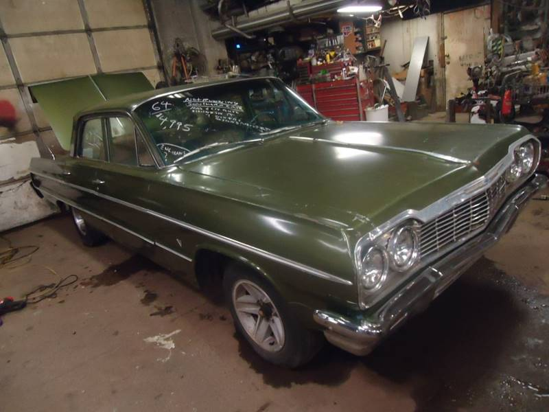 1964 Chevrolet Impala car for sale in Detroit