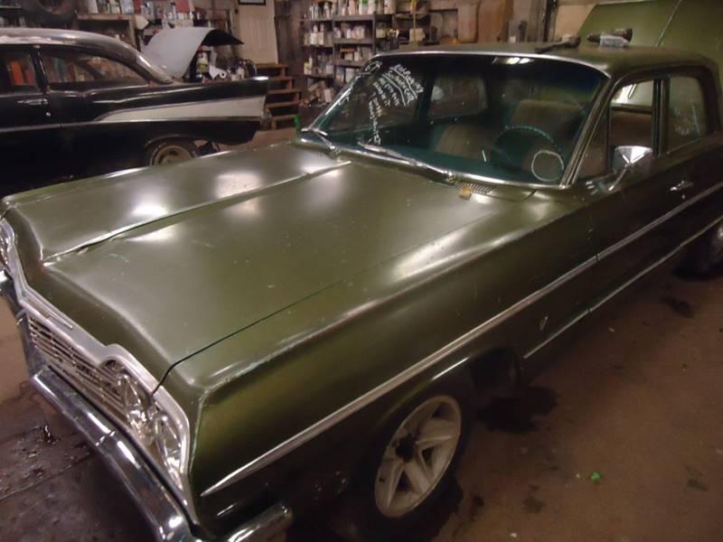 1964 Chevrolet Impala 8
