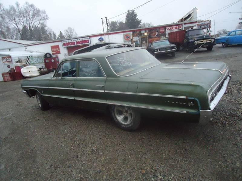 1964 Chevrolet Impala 20