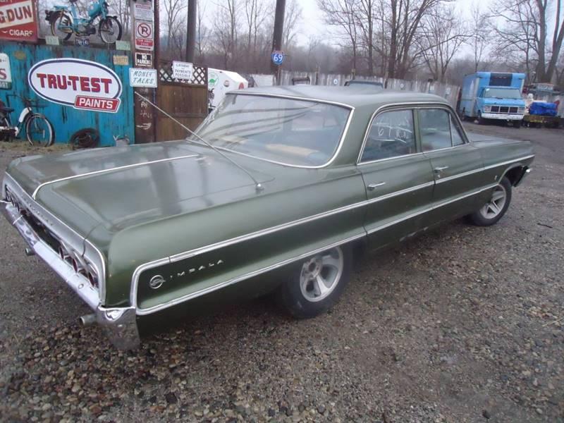 1964 Chevrolet Impala 21