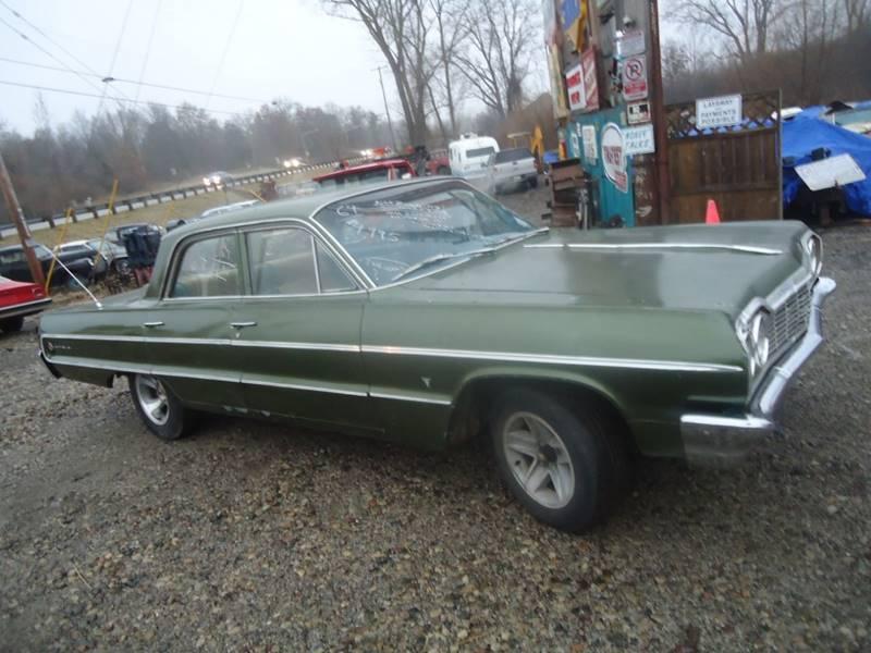 1964 Chevrolet Impala 22