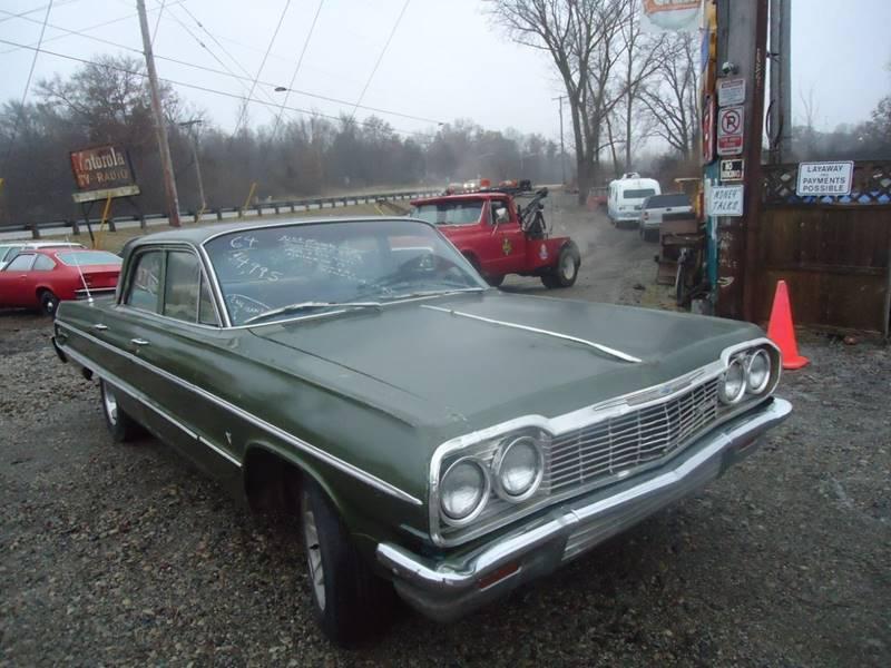 1964 Chevrolet Impala 23