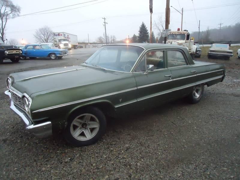 1964 Chevrolet Impala 25