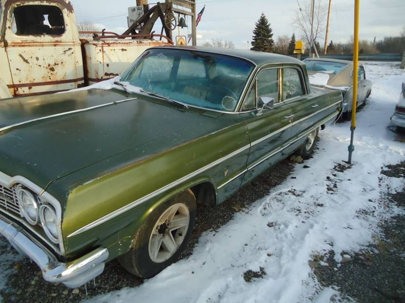 1964 Chevrolet Impala 26
