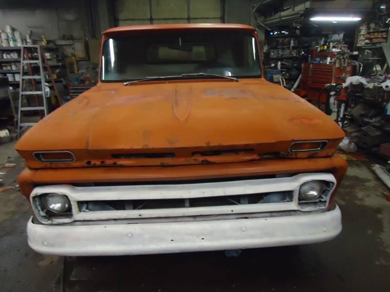 1966 Chevrolet C/K 10 Series 17