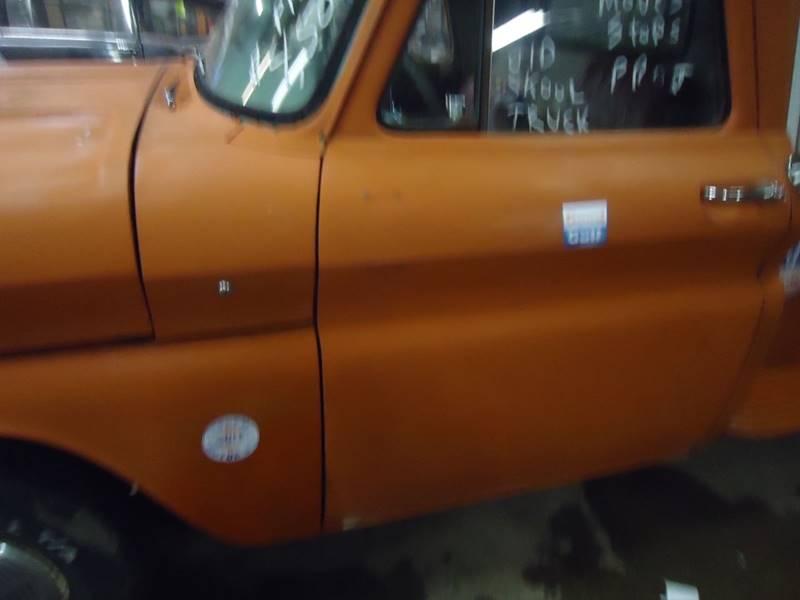 1966 Chevrolet C/K 10 Series 27