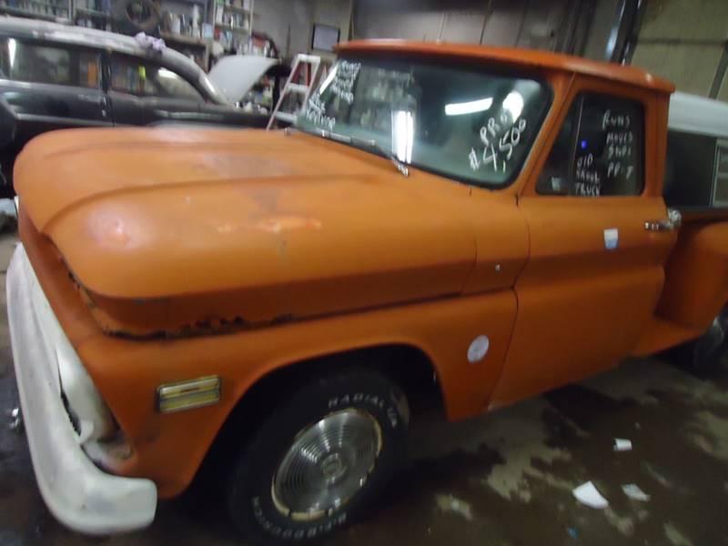 1966 Chevrolet C/K 10 Series 30