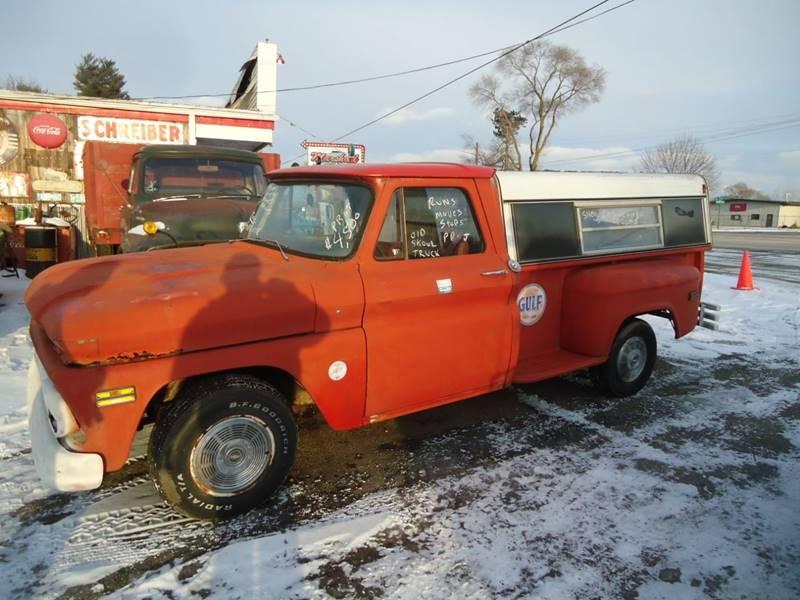 1966 Chevrolet C/k 10 Series car for sale in Detroit
