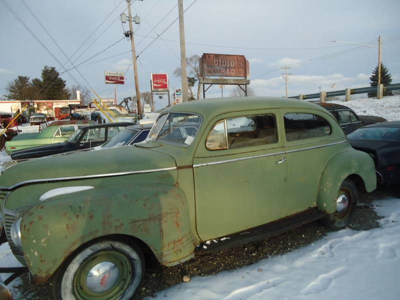 1941 Plymouth Deluxe car for sale in Detroit