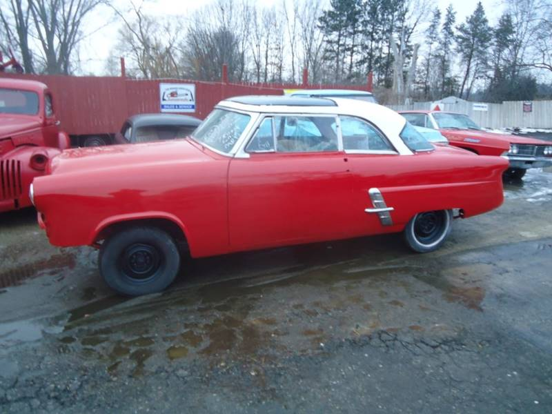 1954 Ford Crestline Detroit Used Car for Sale
