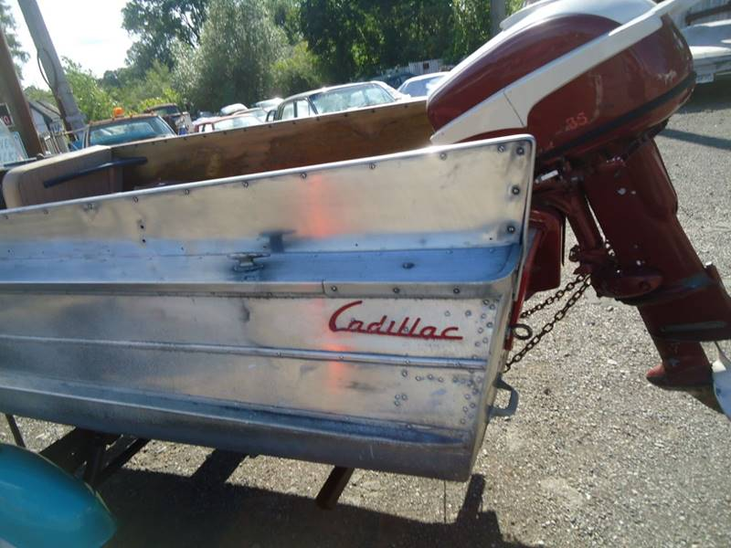 1955 Cadillac Alm car for sale in Detroit