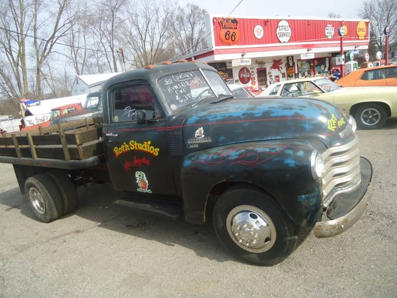 1950 Chevrolet 3800 Detroit Used Car for Sale