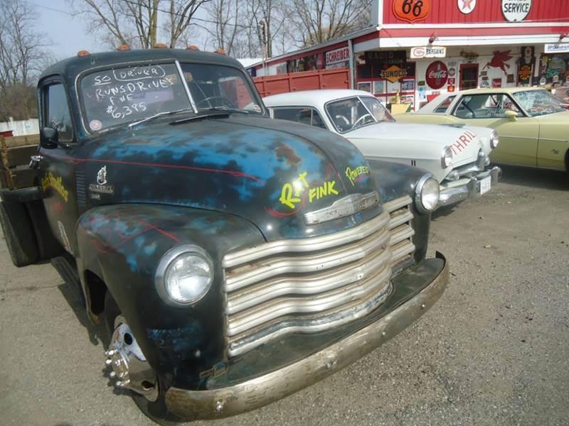 1950 Chevrolet 3800