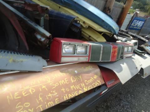 all lots for sale at Marshall Motors Classics in Jackson Michigan MI