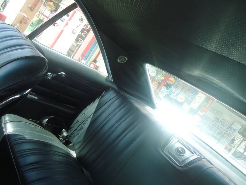 1966 Chevrolet Impala 4