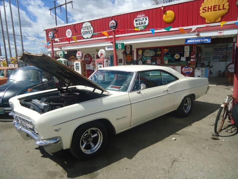 1966 Chevrolet Impala 5