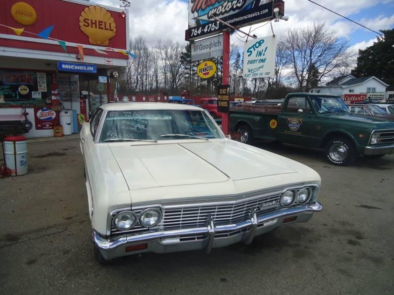 1966 Chevrolet Impala 12