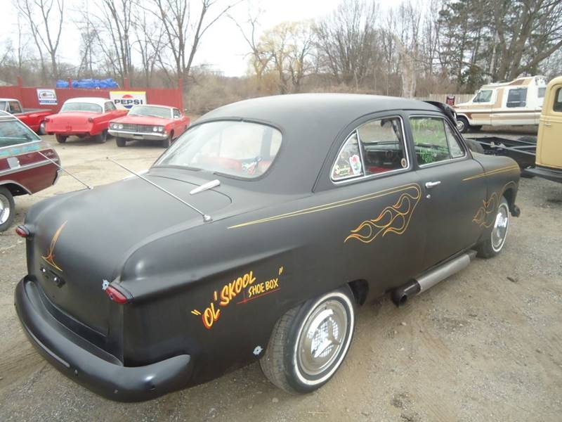 1949 Ford Deluxe Detroit Used Car for Sale