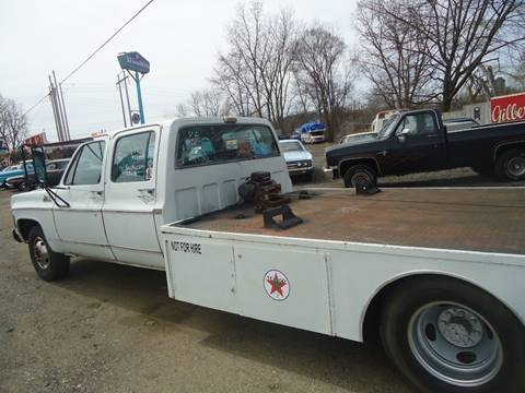 1978 GMC C/K 3500 Series for sale in Jackson Michigan, MI