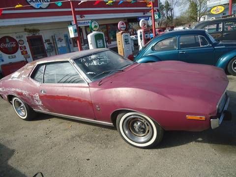1973 AMC Javelin for sale in Jackson Michigan, MI