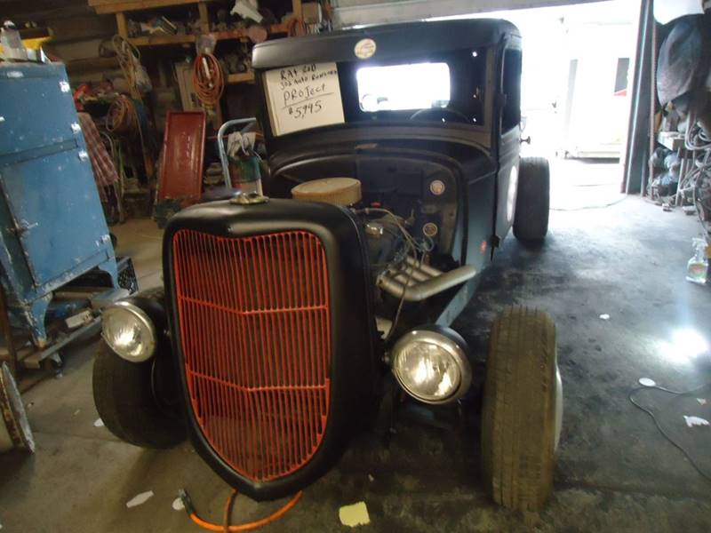 1934 Ford Panel Truck Detroit Used Car for Sale