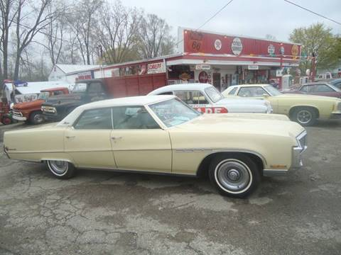 1970 Buick Electra for sale at Marshall Motors Classics in Jackson Michigan MI