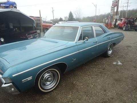 1968 Chevrolet Impala for sale in Jackson Michigan, MI