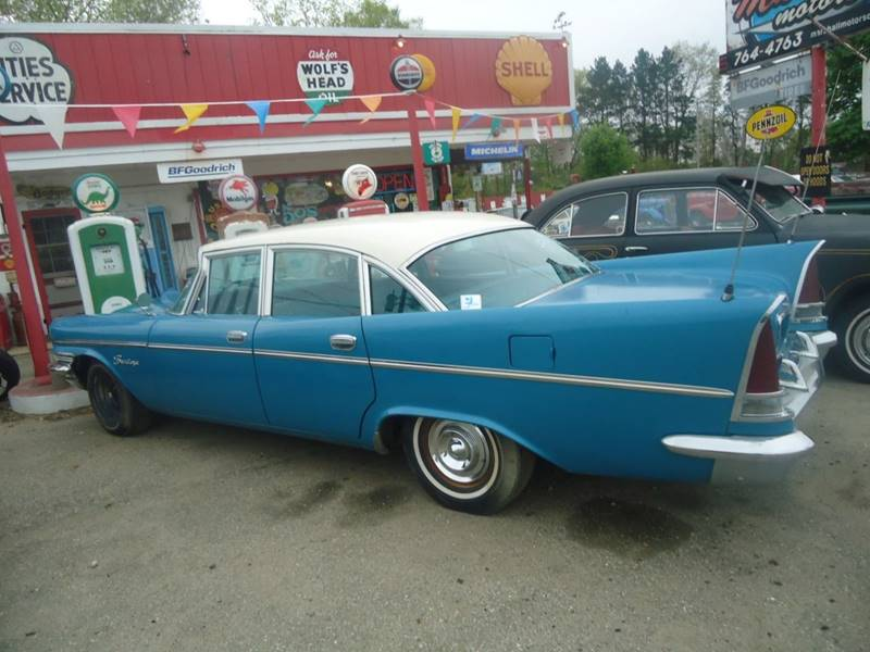 1957 Chrysler Saratoga car for sale in Detroit
