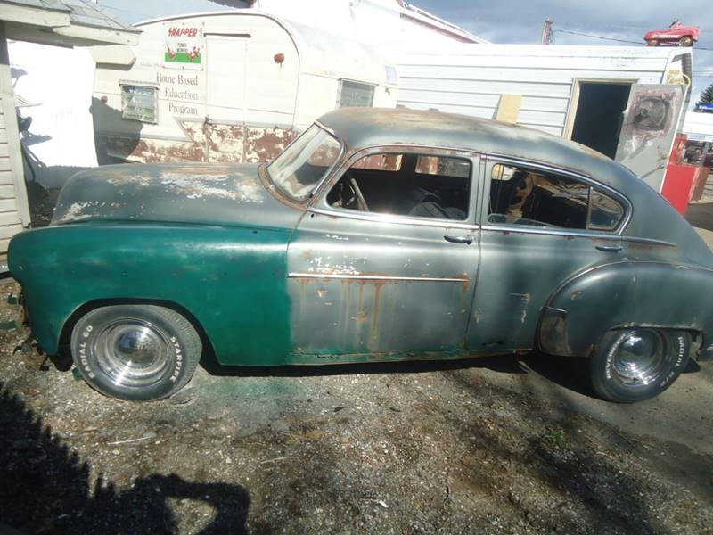 1949 Chevrolet Fleetline Detroit Used Car for Sale