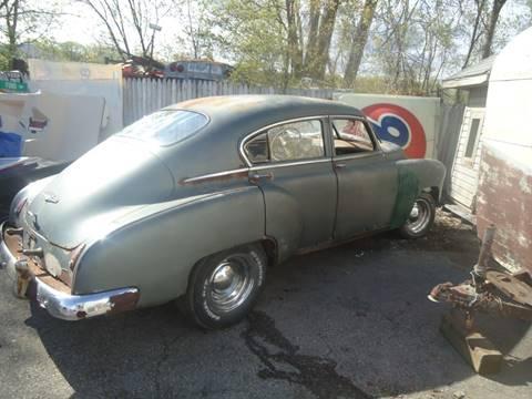 1949 Chevrolet Fleetline for sale in Jackson Michigan, MI