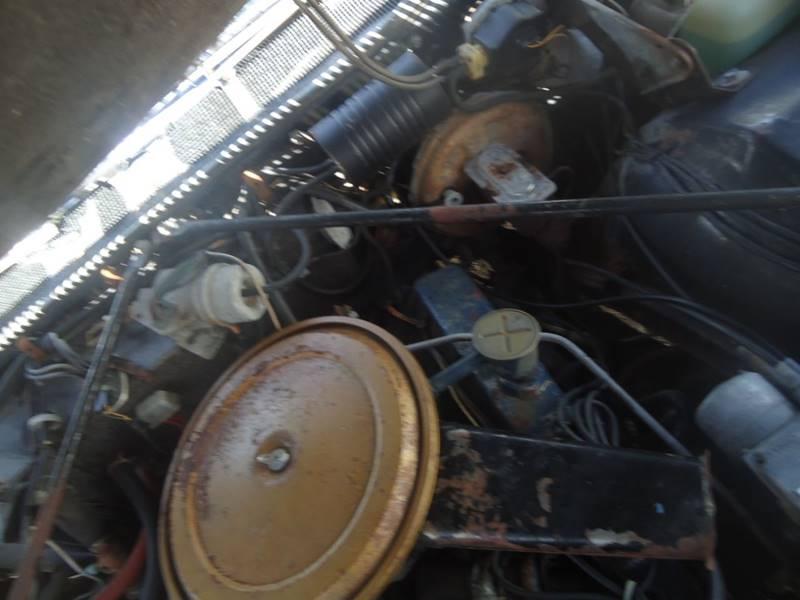 1968 Cadillac DeVille 4 dr ht For Sale   AllCollectorCars com