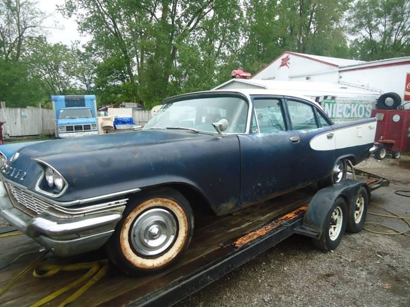 1957 Chrysler Windsor car for sale in Detroit