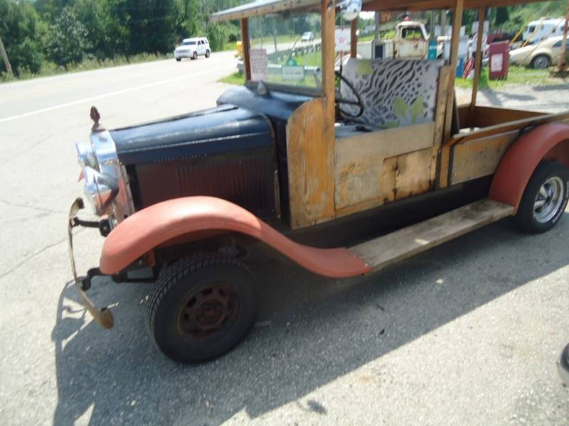 1930 Ford Chevy Johnny  Cash Detroit Used Car for Sale