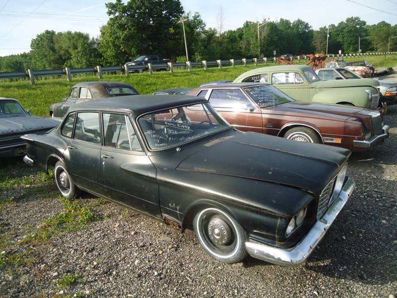 1962 Plymouth Valanit car for sale in Detroit