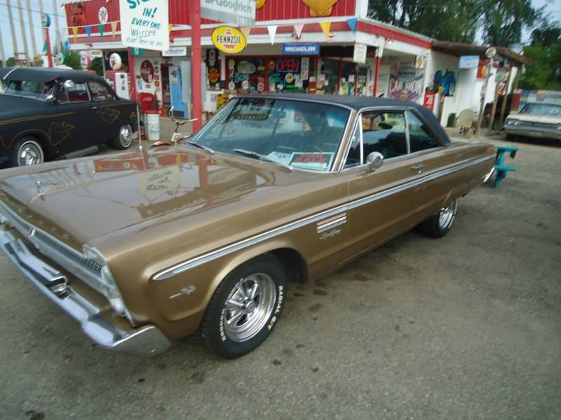 1965 Plymouth Sport Fury car for sale in Detroit
