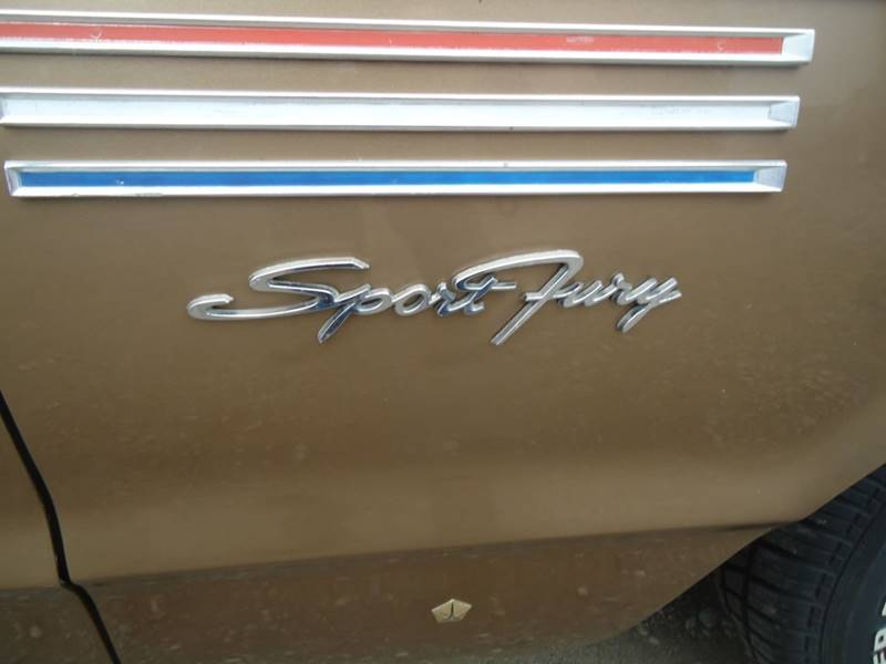 1965 Plymouth Sport Fury 5