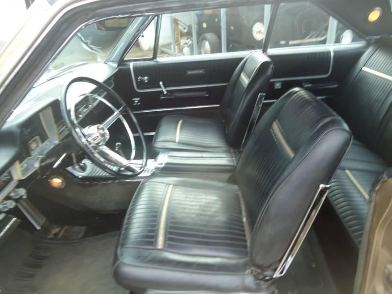 1965 Plymouth Sport Fury 9