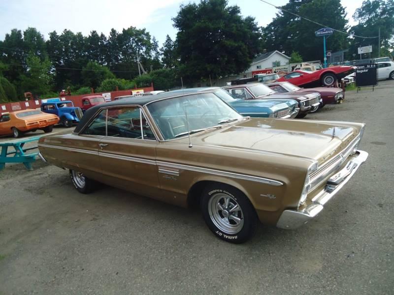 1965 Plymouth Sport Fury 19