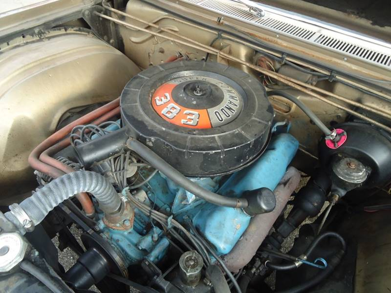 1965 Plymouth Sport Fury 28