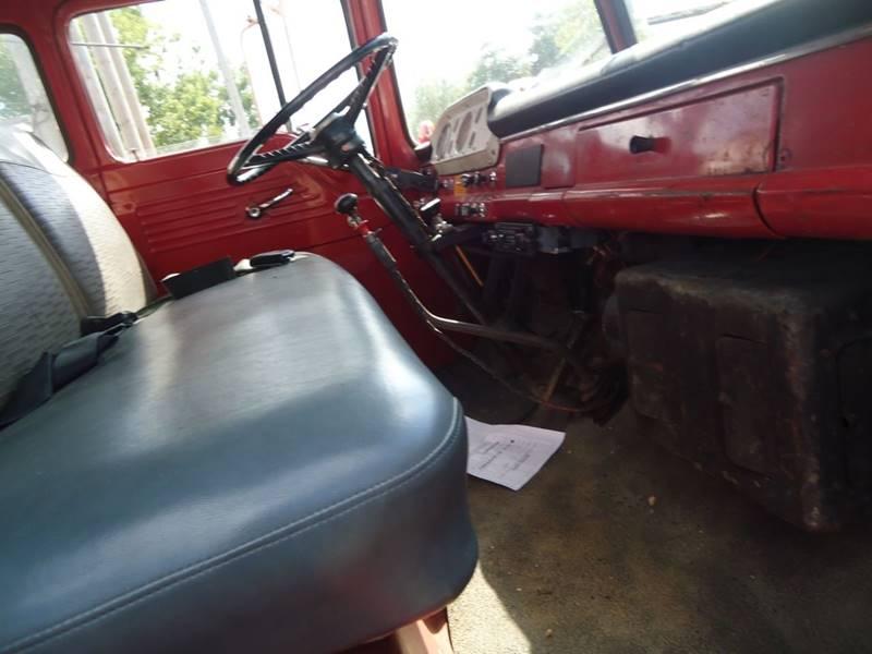 1974 Ford Low Cab Forward 14